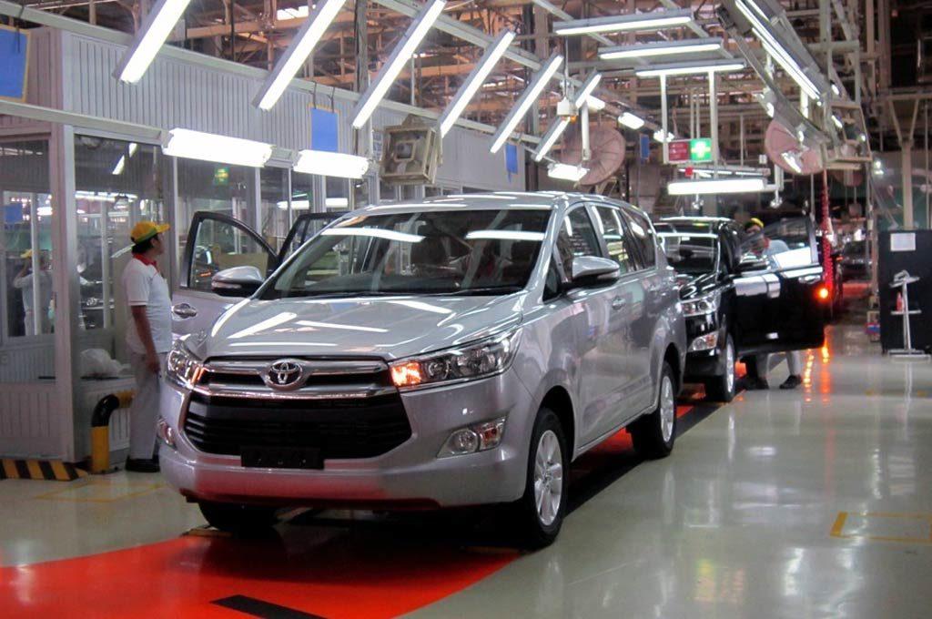 Toyota Innova Indonesia