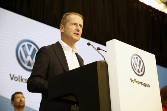 VW Argentina anunció inversión de u$s 650 millones para producir un nuevo SUV