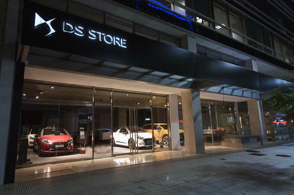 Abrió el primer DS Store de Argentina