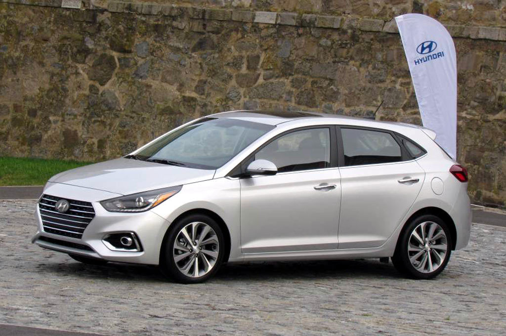Nuevo Hyundai Accent
