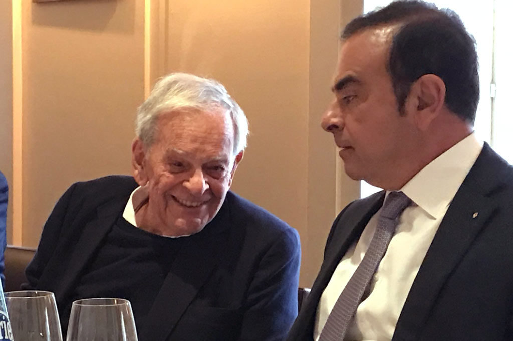 Perdriel y Ghosn