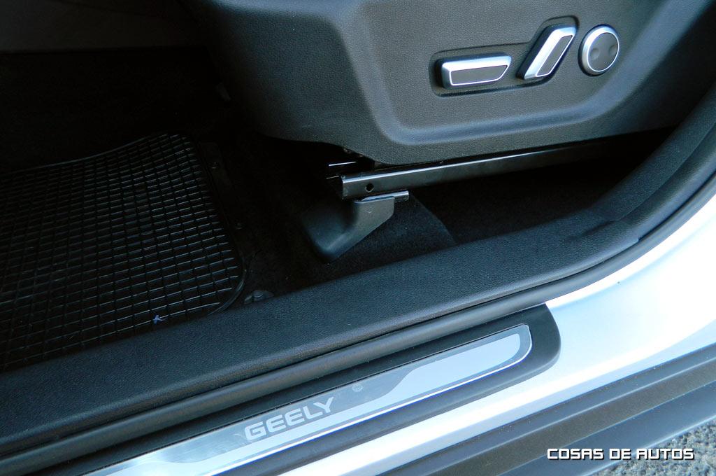 Test Cosas De Autos Probo El Geely Emgrand X7 Sport Gt 4wd