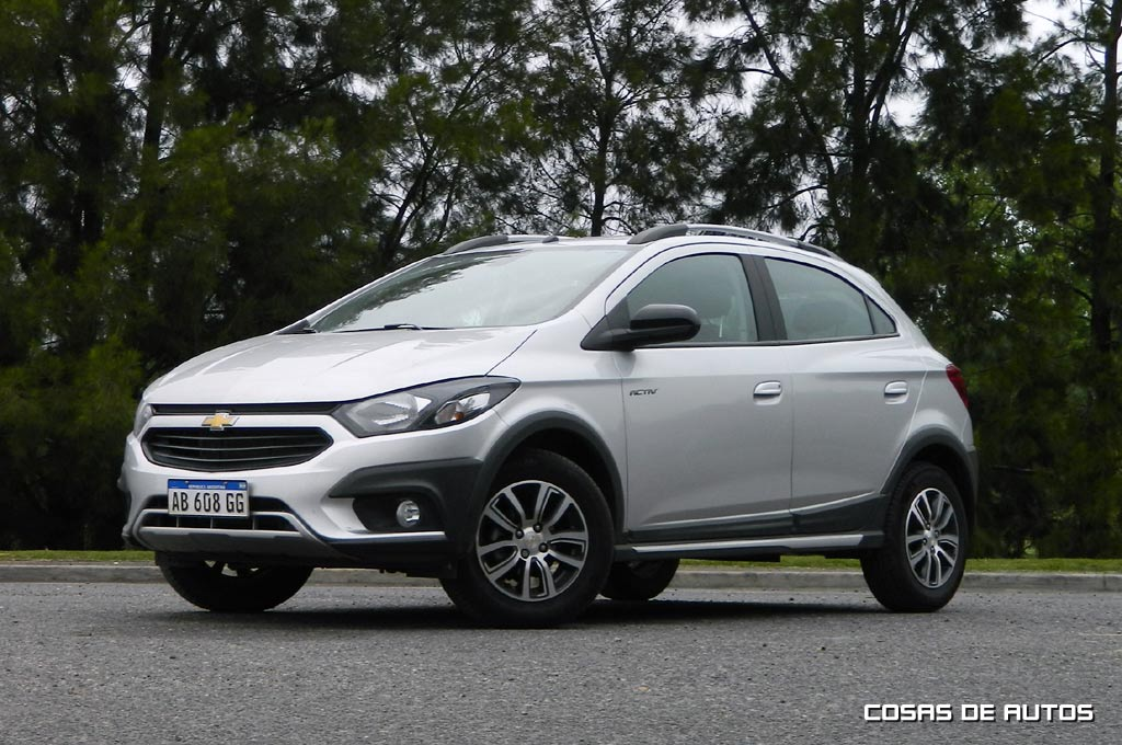 Test Cosas De Autos Prob El Chevrolet Onix Activ