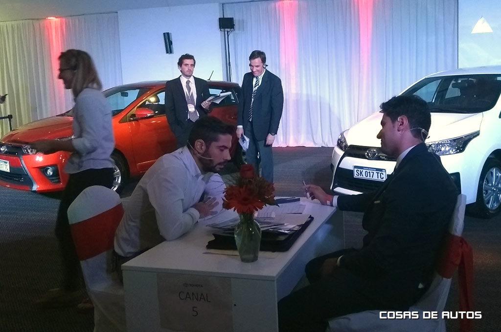 Olimpiada de Posventa Toyota 2017