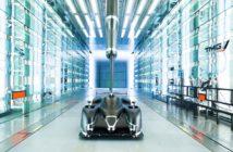 Túnel de viento de Toyota Motorsport en Alemania