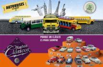 Colecciones Buses y Autos Clásicos