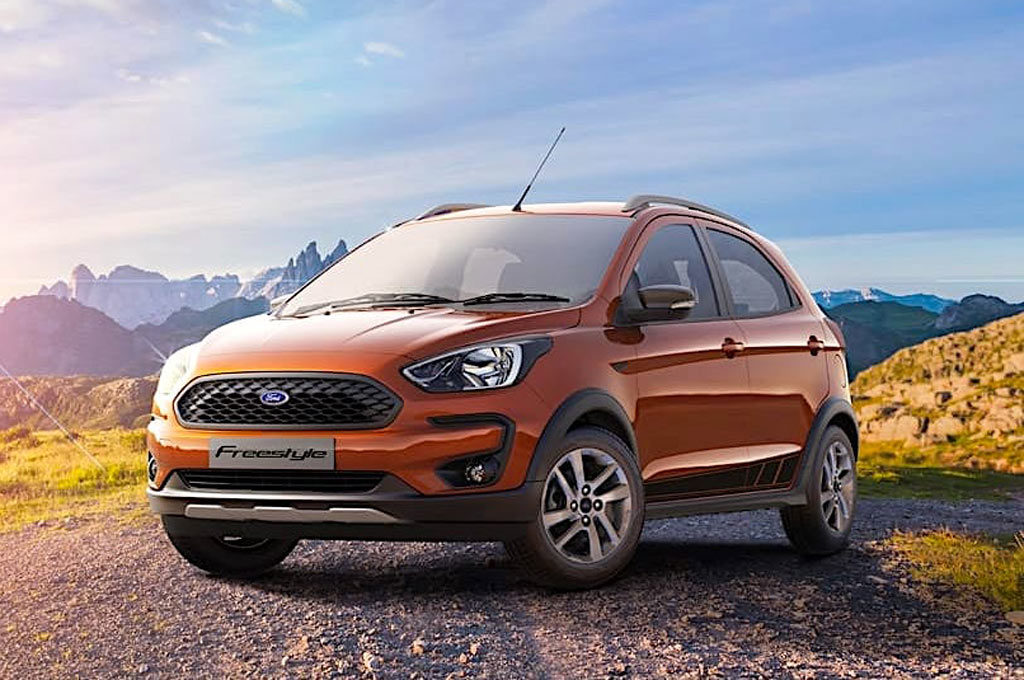 Ford Freestyle India
