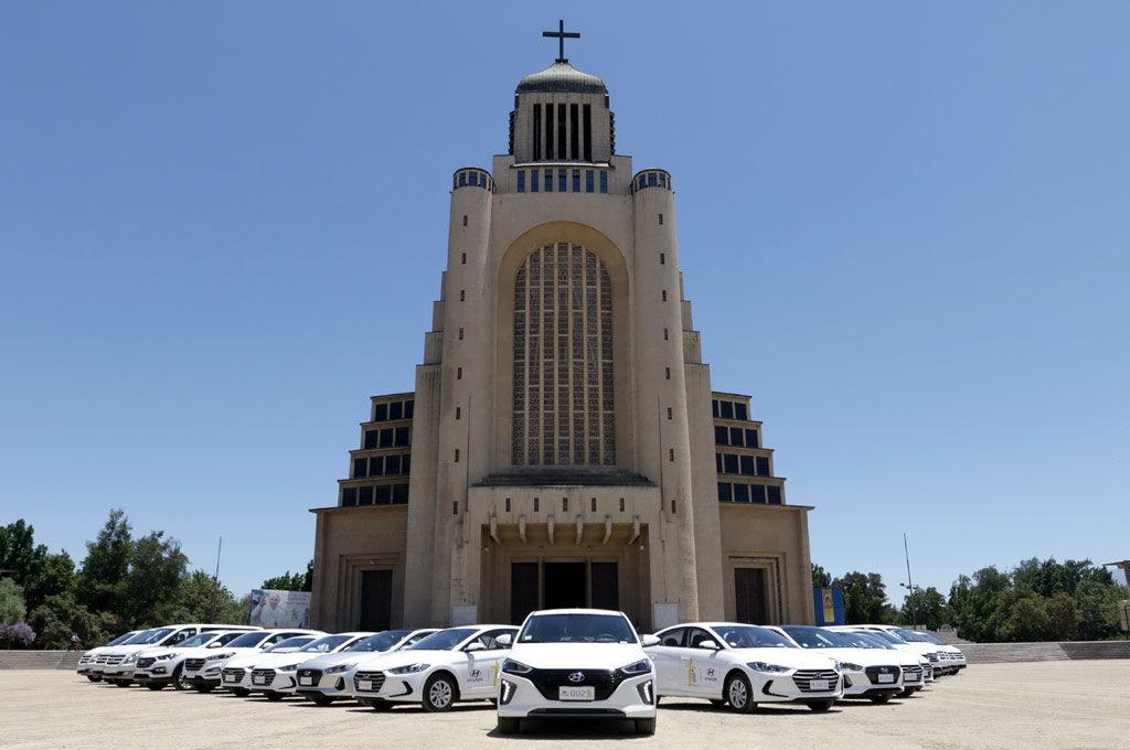 Hyundai Papa Chile