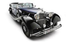Subastaron el Mercedes de Hitler