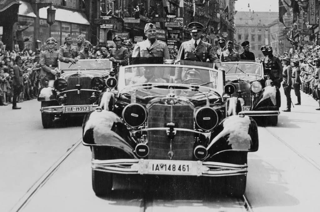 Mercedes de Hitler