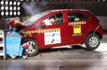Chevrolet reforzó el Onix y mejoró su nivel de seguridad