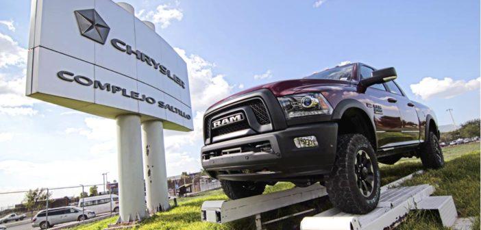 RAM prepara una pick-up mediana para fabricar en México y exportar a toda América