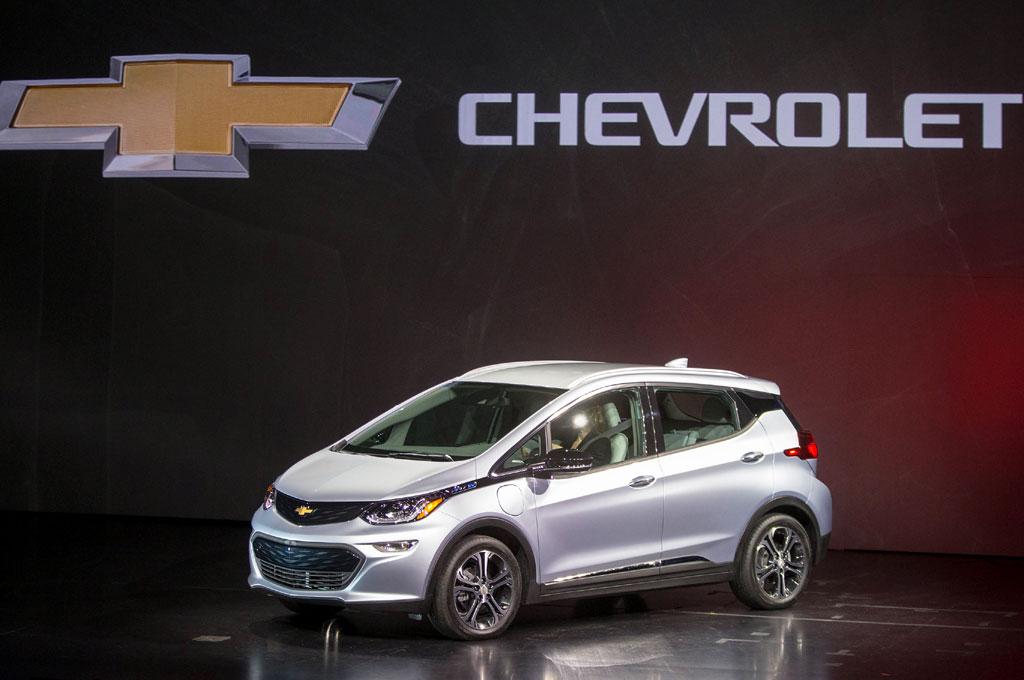 Chevrolet Vender Un Auto Elctrico En Argentina Antes De Fin De Ao