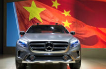 Mercedes-Benz en China