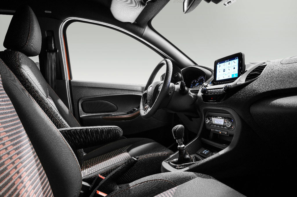 Oficial ford europa mostr el restyling del ka y el interior de la versi n freestyle - Interior ford ka ...
