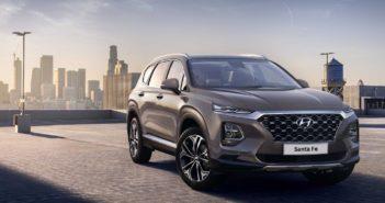Nueva Hyundai Santa Fe