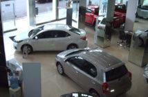 Concesionario Toyota