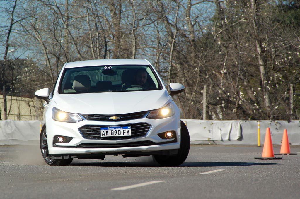 Chevrolet y Cesvi promueven la conducción segura