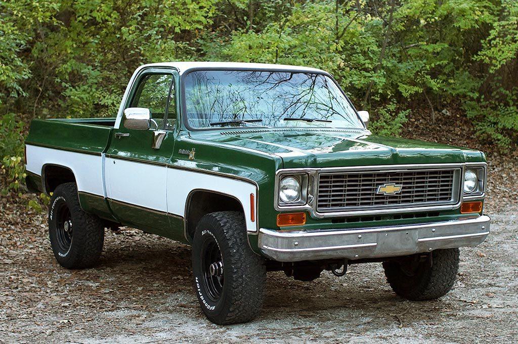 Chevrolet Cheyenne 1974