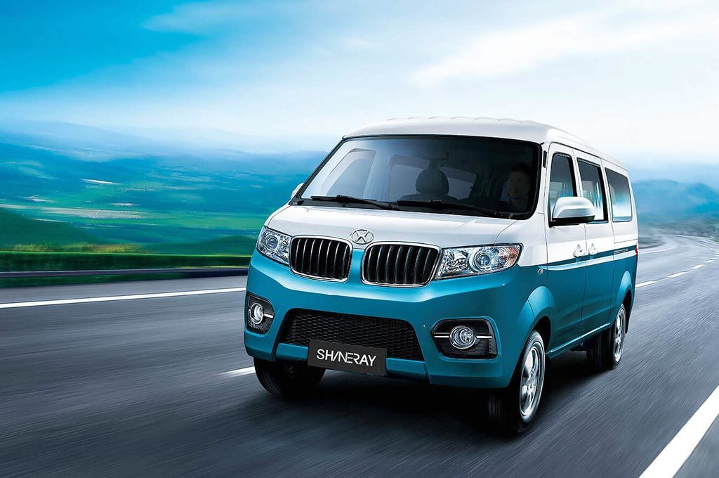 Shineray X30 Van