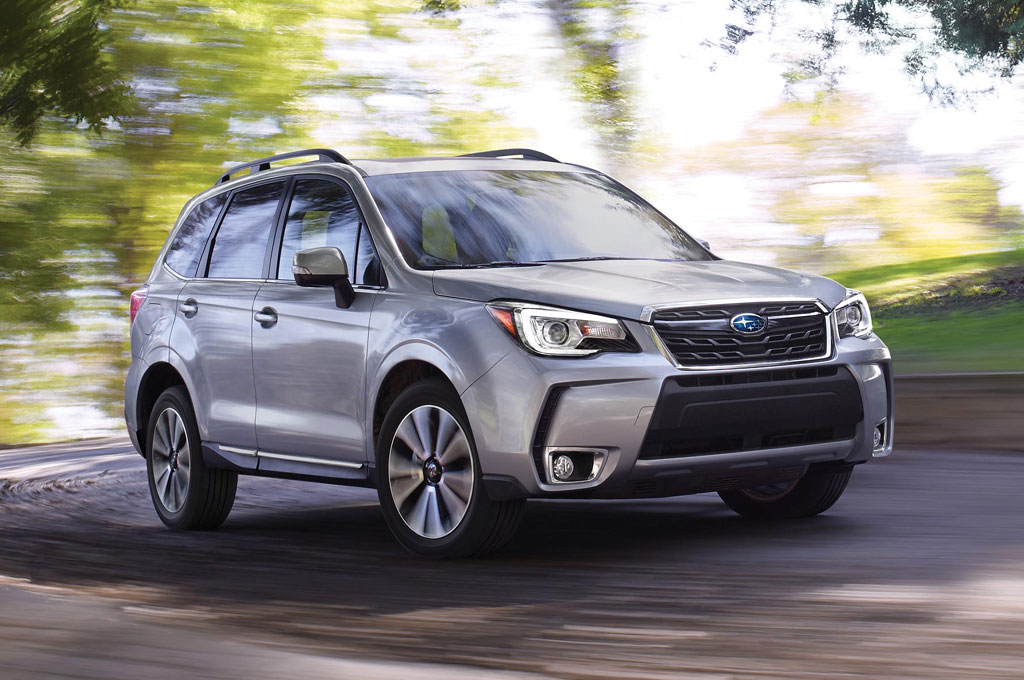 Subaru Forrester Touring With Eyesight