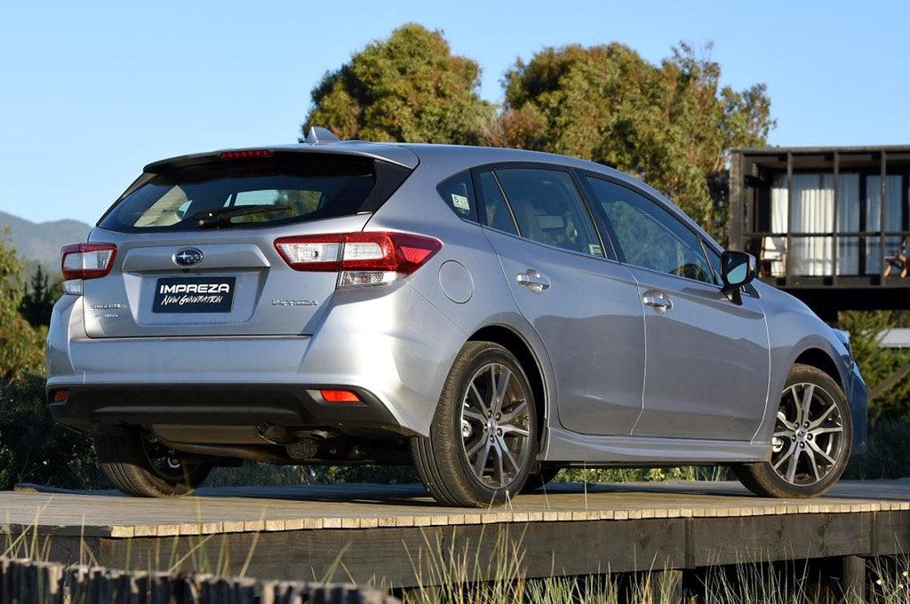 Nuevo Subaru Impreza