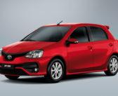 Argentina: ahora el Toyota Etios incorpora Control de Estabilidad y Tracción de serie