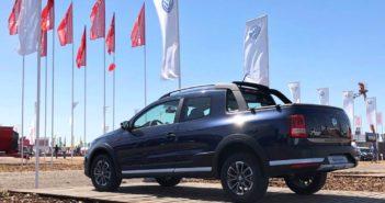VW Saveiro ExpoAgro