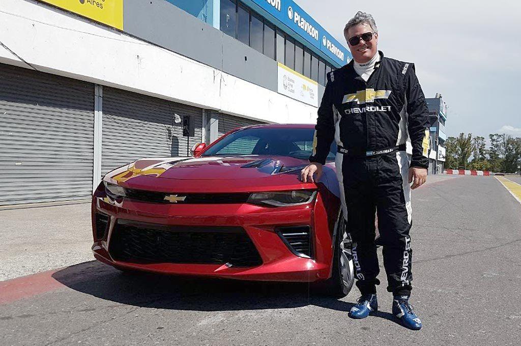 Carlos Zarlenga, presidente de GM Argentina y Brasil.