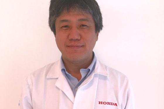 Seiji Saito, presidente de Honda Motor Argentina