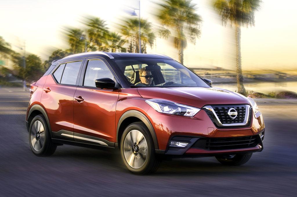 Nissan Kicks Sense