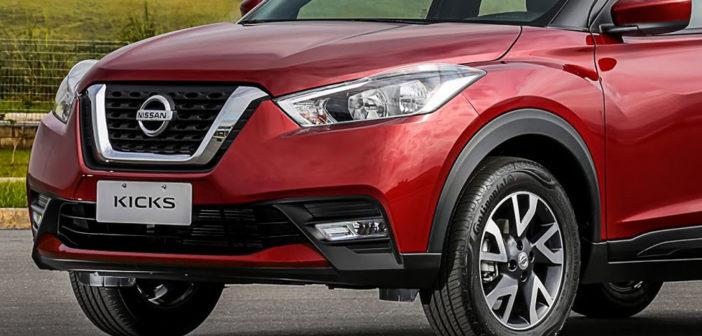 Argentina: el Nissan Kicks suma una nueva entrada de gama a $456.400