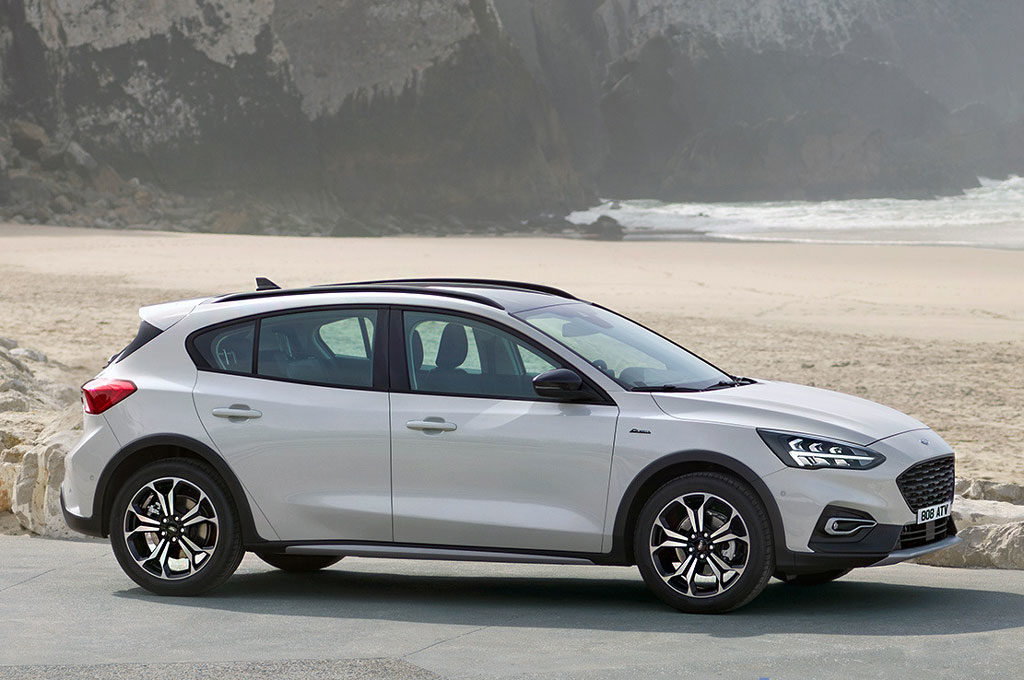 Nuevo Ford Focus Active 2019