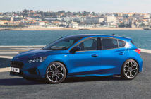 Nuevo Ford Focus ST Line 2019