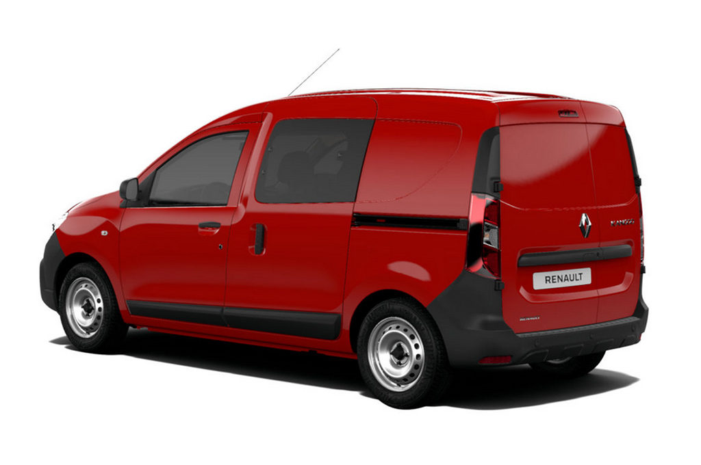 Nueva Renault Kangoo Mixta