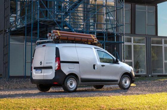 Nueva Renault Kangoo Furgón