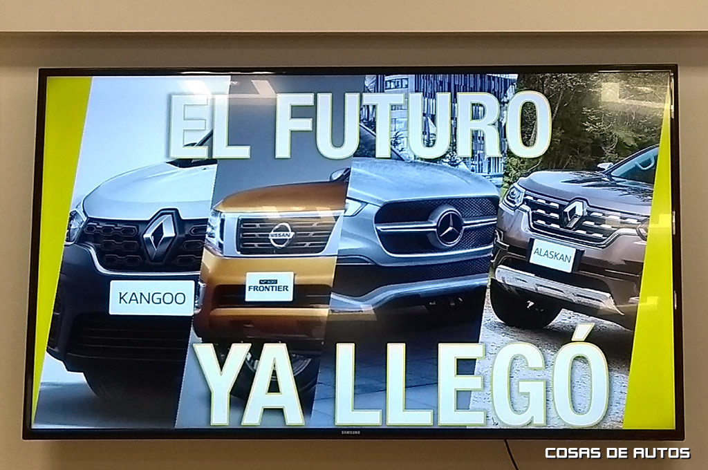 Renault Santa Isabel - camionetas