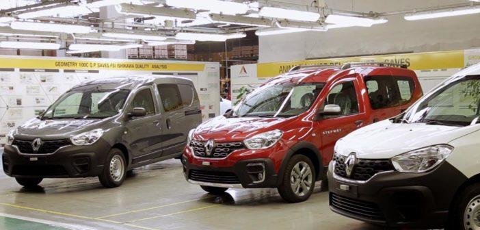 La Nueva Renault Kangoo demandó tres años de desarrollo y 840 mil km de pruebas