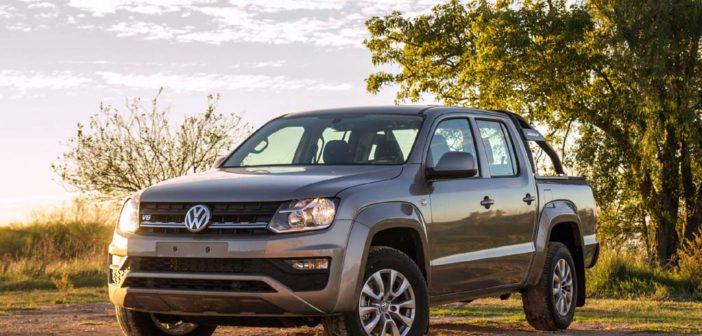 Argentina: VW incorpora la Amarok V6 Comfortline, que combina trabajo y off road, a $942.500