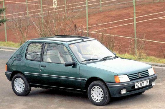Peugeot 205 Roland Garros