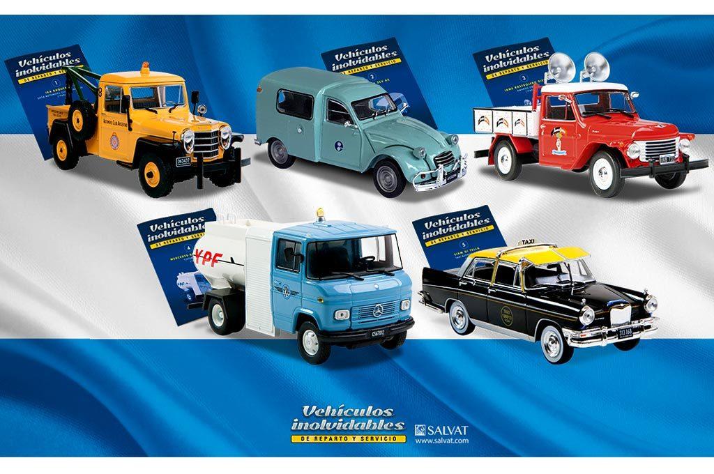 Se Suman Dos Nuevas Colecciones De Autos A Escala Vehiculos De
