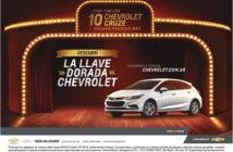 Chevrolet la Llave Dorada