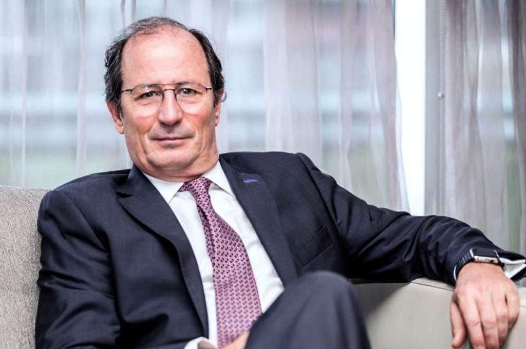 Gabriel López, presidente de Ford Grupo Sur