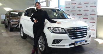 Tini Stoessel es nombrada embajadora de Haval en Argentina