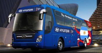 Bus Hyundai de Argentina