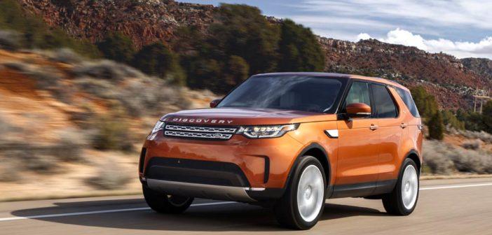 Argentina: se lanzó la quinta generación de la Land Rover Discovery