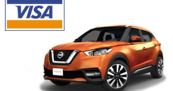 Nissan acuerdo con Visa
