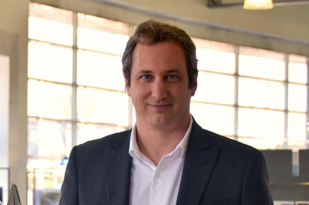 Federico Rocca, gerente general de Ditecar