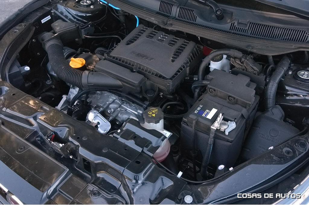 Test Fiat Cronos 1.3 - Foto: Cosas de Autos
