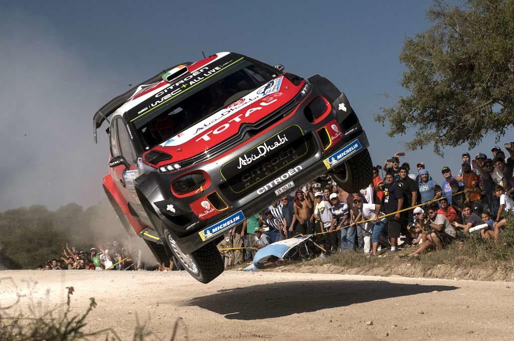 Total Citroen WRC